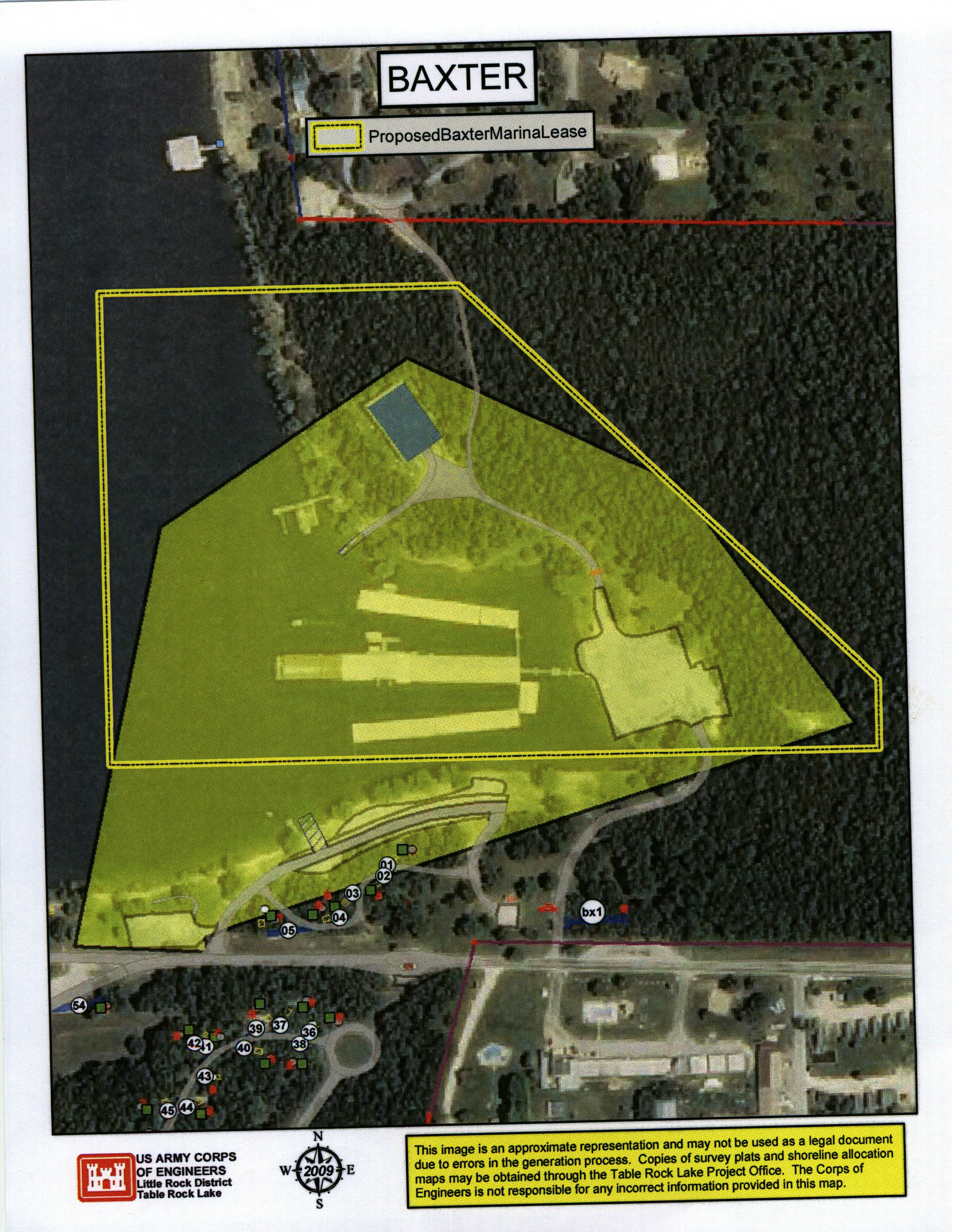Corps of Engineers Commercial Zone Off Limits Webb Outdoors Webb
