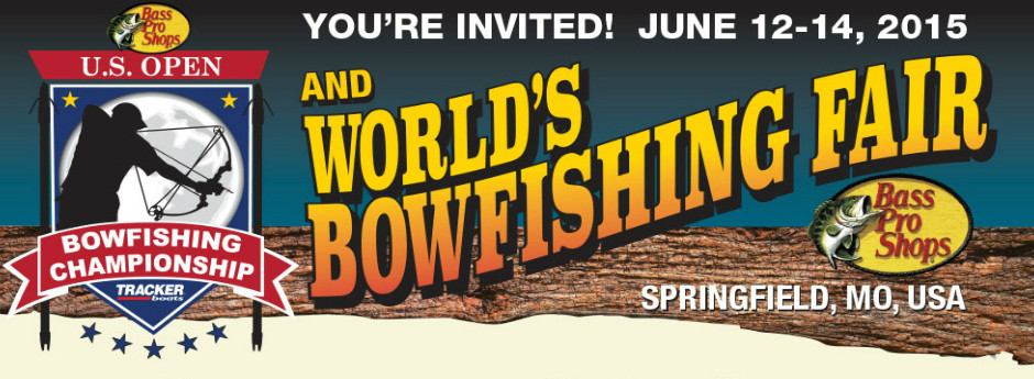 The World's Greatest Bowfishing Event and Sale!